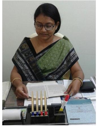 Dr. Alakananda Parida
