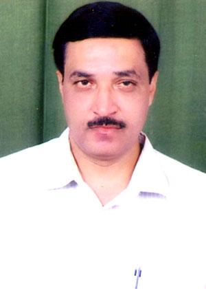 Dr. Bikram Kesari Ratha