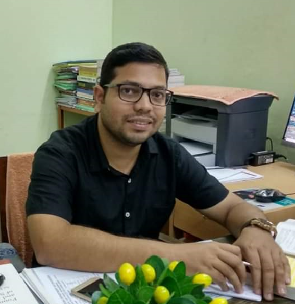 Dr. Prafulla Kumar Swain