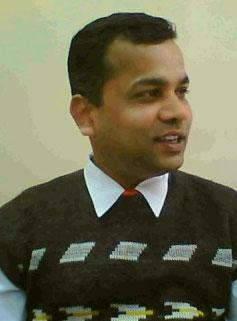 Dr. Susanta Kumar Sahu
